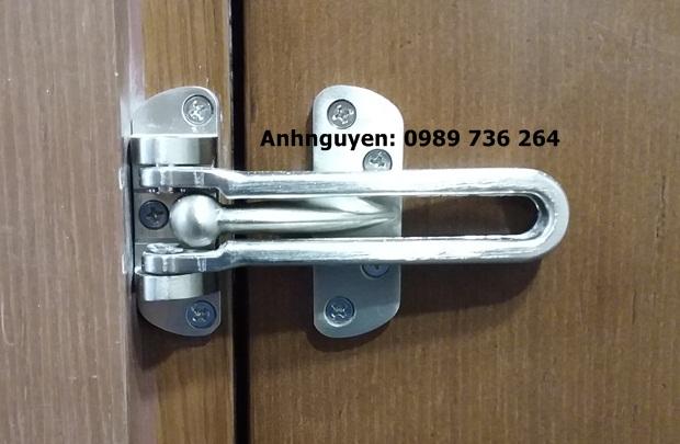 chốt cửa an toàn chống trộm